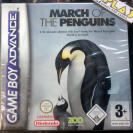 MARCH OF THE PENGUINS PAL ESPAÑA NUEVO GBA GAME BOY GAMEBOY ADVANCE ENVIO 24H