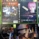 DEAD OR ALIVE 3 III DOA NTSC JAPAN IMPORT COMO NUEVO TECMO XBOX ENVIOCERTIFICADO