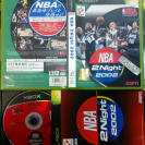 NBA 2NIGHT 2002 NTSC JAPAN IMPORT COMO NUEVO KONAMI XBOX ENVIO CERTIFICADO / 24H
