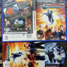 LOS 4 FANTASTICOS Y SILVER SURFER PAL ESPAÑA PS2 PLAYSTATION 2 ENVIO CERTIFICADO
