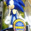 FIGURE FIGURA SONIC THE HEDGEHOG 2011 NUEVA BRAND NEW SEALED Jazwares OFFICIAL