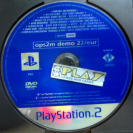 OPS2M DEMO 22/EUR REVISTA OFICIAL PS2 PAL SOLO DISCO SONY PLAYSTATION 2 ENVIO24H