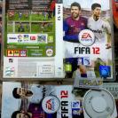FIFA 12 2012 PAL ESPAÑA COMPLETO BUEN ESTADO SONY PSP ENVIO CERTIFICADO/URGENTE