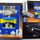 PAPER BOY & RAMPAGE PAL ESPAÑA COMPLETO GAME BOY ADVANCE GBA ENVIO AGENCIA 24H