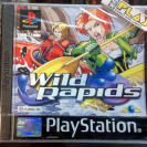WILD RAPIDS PAL ESPAÑA NUEVO PRECINTADO NEW SEALED PSX PLAYSTATION PSONE PS1