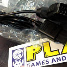 CABLE RGB STEREO GAMECUBE GAME CUBE GC NUEVO GRAN CALIDAD DE IMAGEN NEW