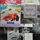OUT RUN OUTRUN PAL COMPLETO CAJA MANUAL MUY BUEN ESTADO GAME GEAR GAMEGEAR