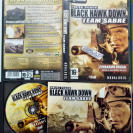 DELTA FORCE BLACK HAWK DOWN TEAM SABRE PC PAL ESPAÑA COMPLETO MUY BUEN ESTADO
