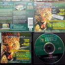 THE ANIMALS PAL ESPAÑA COMPLETO EN BUEN ESTADO SEGA MEGA CD ENVIO AGENCIA24H