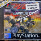 WDL WAR JETZ WORLD DESTRUCTION LEAGUE PAL ESPAÑA NUEVO PSX PLAYSTATION PSONE PS1