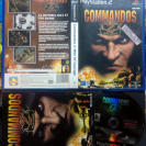 COMMANDOS 2 MEN OF COURAGE PAL ESPAÑA PS2 PLAYSTATION 2 ENVIO CERTIFICADO / 24H