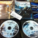 FINAL FANTASY ADVENT CHILDREN DVD ESPAÑOL DOS DISCOS COMO NUEVO MINT ENTREGA 24H