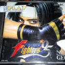 KING OF FIGHTERS 95 KOF ENGLISH / USA SNK NEOGEO NEO GEO CD ENVIO AGENCIA 24H