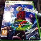 THE KING OF FIGHTERS XII 12 XBOX 360 PAL ESPAÑA NUEVO PRECINTADO NEW SEALED