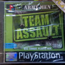 ARMY MEN TEAM ASSAULT PAL ESPAÑA NUEVO PRECINTADO NEW PSX PLAYSTATION PSONE PS1
