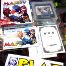 MAPPY GAME GEAR GAMEGEAR NAMCO JAP COMPLETO MUY BUEN ESTADO ENTREGA 24 HORAS