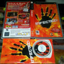 INFECTED PAL ESPAÑA COMPLETO PSP PLAYSTATION PORTABLE ENVIO AGENCIA 24H