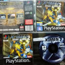 X MEN MUTANT ACADEMY 2 II PAL ESPAÑA PSX PLAYSTATION PSONE PS1 ENVIO CERTIFICADO