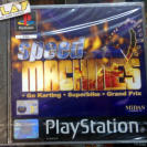 SPEED MACHINES GO KARTING SUPERBIKE GRAND PRIX PAL ESP NUEVO PSX PLAYSTATION PS1