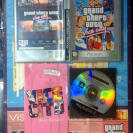 GRAND THEFT AUTO VICE CITY PAL ESPAÑA PS2 PLAYSTATION 2 ENVIO CERTIFICADO / 24H