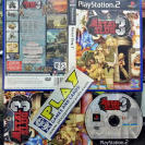 METAL SLUG 3 PAL FRANCIA COMPLETO PS2 PLAYSTATION 2 ENVIO CERTIFICADO / 24H