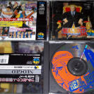 REAL BOUT FATAL FURY JAPAN IMPORT SPINE CARD GAROU DENSETSU NEOGEO NEO GEO CD