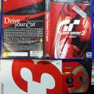 GRAN TURISMO 3 A-SPEC NTSC JAPAN IMPORT COMPLETO PS2 PLAYSTATION 2 ENVIO 24H