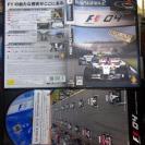 FORMULA ONE 2004 F1 04 NTSC JAPAN PS2 MUY BUEN ESTADO PLAYSTATION 2 ENVIO 24H