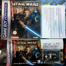 STAR WARS EPISODIO II 2 EL ATAQUE DE LOS CLONES PAL ESPAÑA GAME BOY ADVANCE GBA
