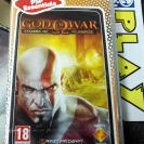 God of War Chains of Olympus PAL ESPAÑA NUEVO PRECINTADO PSP ENVIO 24H