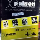 TELE COMPUTER PALSON SISTEMA PROGRAMABLE CASSETTE No 09 BATALLA AEREO NAVAL