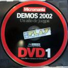 BONUS DVD 1 DEMO MICROMANIA DEMOS 2002 UN AÑO DE JUEGOS PC SOLO DISCO ENVIO 24H