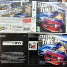 CRASH TIME 3D PAL ESPAÑA COMO NUEVO COMPLETO NINTENDO 3DS N3DS ENVIO AGENCIA 24H