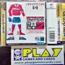 J LEAGUE PRO SOCCER CLUB WO TSUKUROU 2 Let's make  NTSC JAPAN IMPORT SEGA SATURN