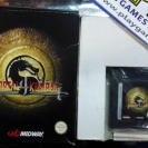 MORTAL KOMBAT 4 PAL ESPAÑA GAMEBOY GAME BOY GBC COLOR ENVIO CERTIFICADO / 24H