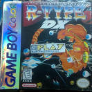R TYPE R-TYPE DX NUEVO PRECINTADO GBC GAME BOY GAMEBOY COLOR NUEVO NEW SEALED