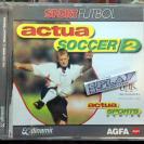 ACTUA SOCCER 2 PC MUY BUEN ESTADO PAL ESPAÑA DINAMIC ENVIO CERTIFICADO / 24H