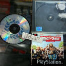 ASTERIX Y & OBELIX CONTRA CESAR PAL ESPAÑA CD + MANUAL PLAYSTATION PSX PS1 PSONE