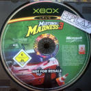 MIDTOWN MADNESS 3 III PAL SOLO DISCO XBOX ENVIO CERTIFICADO / AGENCIA 24 HORAS