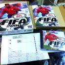 FIFA 2000 PC VERSION ESPAÑOLA PEP GUARDIOLA PRIMERA EDICION COMPLETO ENTREGA 24H