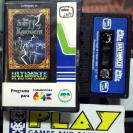 STAFF OF KARNATH ABC SOFT ULTIMATE PLAY THE GAME COMMODORE 64 1985 ESPAÑA