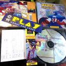 MARVEL SUPER HEROES SUPERHEROES PSX PLAYSTATION JAP CAPCOM ENTREGA AGENCIA 24H