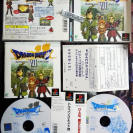 Dragon Quest VII 7 Eden no Senshitachi NTSC JAPAN PSX PS1 PLAYSTATION PSONE