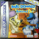 DISNEY PATO DONALD DUCK ADV@NCE PAL ESPAÑA NUEVO GBA GAME BOY GAMEBOY ADVANCE