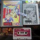 LAZY JONES PAL ESPAÑA MSX 1985 RUNSTOP RS-106 ENVIO AGENCIA URGENTE 24H