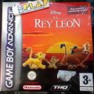 DISNEY EL REY LEON THE LION KING PAL ESPAÑA NUEVO SELLADO GBA GAME BOY ADVANCE