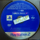 OPS2M DEMO 41 REVISTA OFICIAL PS2 PAL SOLO DISCO CD SONY PLAYSTATION 2 ENVIO 24H