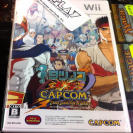 TATSUNOKO VS CAPCOM CROSS GENERATION OF HEROES WII ORIGINAL JAPAN VERSION MINT