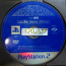 OPS2M DEMO 24/EUR REVISTA OFICIAL PS2 PAL SOLO DISCO SONY PLAYSTATION 2 ENVIO24H