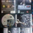FRITZ 6 + PLAYCHESS ONLINE PC PAL ESPAÑA COMPLETO ENVIO CERTIFICADO / AGENCIA24H